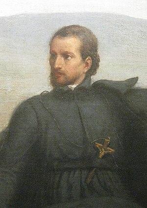 Jacques Marquette - 1869 portrait of Marquette