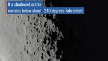 ファイル:Permanent Shadows on Ceres.webm