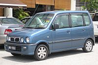 Perodua Kenari thumbnail
