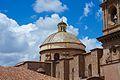 Peru - Cusco 165 - dome of the Iglesia de la Compañía de Jesus (8111168659).jpg
