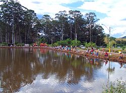 Pesca recreativa - Arandu-SP-Brasil