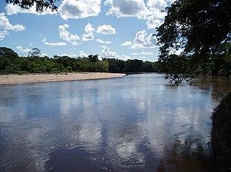 Apa River - Rio Apa