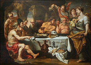 The Banquet of Achelous