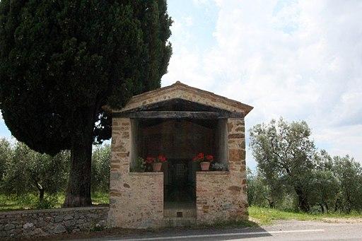 Cappella della Madonna del Parto (Petroio)