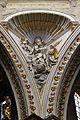 Petxina amb sant Mateu, catedral de València.JPG