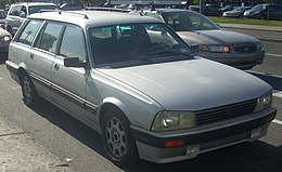 Peugeot 505 Wagon (Front).JPG