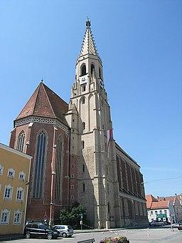 Pfarrkirche St. Nikolaus in Neuötting
