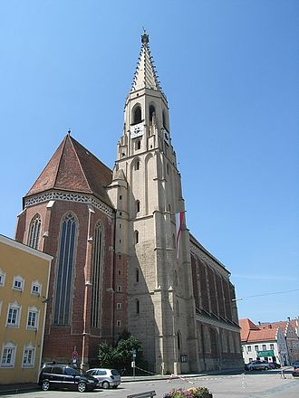 Neuötting - Saint Nicholas Church