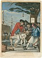 Philip Dawe (attributed), The Bostonians Paying the Excise-man, or Tarring and Feathering (1774) - 02.jpg