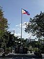 Philippine Flag at Manila City Hall 02.jpg