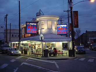Cuisine of Philadelphia - Pat's Steaks