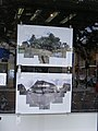 Photographic collages by Kat Jungnickel, London Fields Cycles, E8.jpg