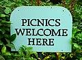 Picnics Welcome Here.jpg