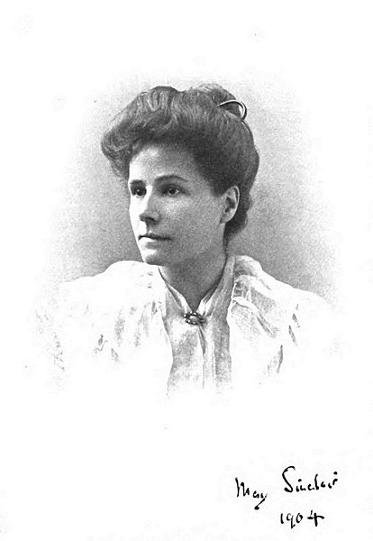 File:Picture of May Sinclair.jpg
