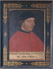 1501 portrait of Pierre d'Amboise's son, also named Pierre (?–1505