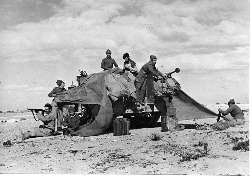בונים אוהל בזמן ההמתנה לכיבוש אום כתף