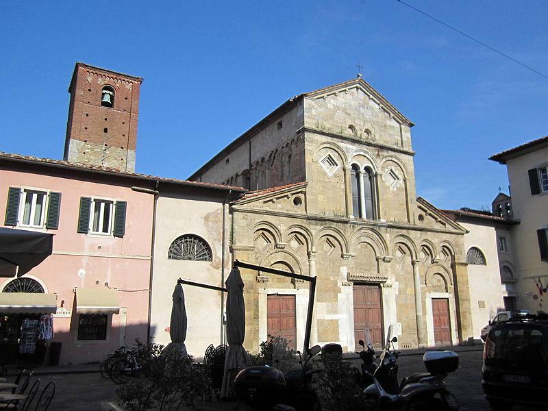 File:Pisa - Chiesa di San Frediano.JPG - Wikimedia Commons