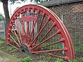 Pit Winding Wheel - geograph.org.uk - 254315.jpg