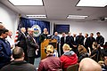 Pittsburgh synagogue shooting Governor Wolf Gives Remarks Regarding Pittsburgh Shooting and Participates in Vigil (44678100105).jpg