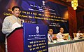 Piyush Goyal addressing at the inauguration of the Conference of Power, Renewable Energy and Mines Ministers of States & UTs, in New Delhi.jpg