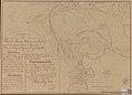 Plano de la plaza de Melilla y sus inmediaciones Material cartográfico comprendiendo los ataques ó baterias más lejanas que son Sn Lorenzo Santiago La Higuera La Orca y Los Tesorillos 1.jpg
