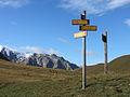 Plateau d'emparis (2260 m.) Landmark.JPG