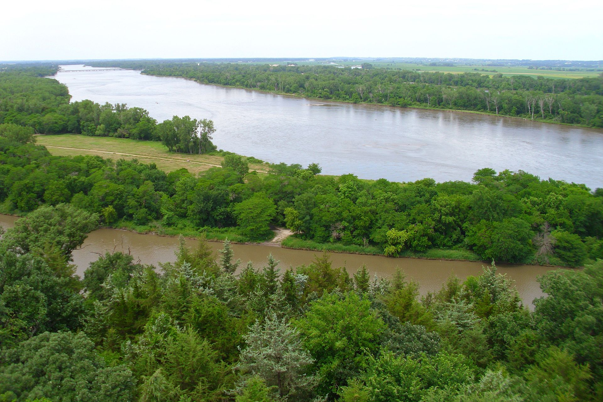 Platte River Location Platte River - Wikiped...
