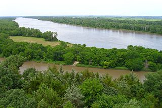 river in Nebraska, United States