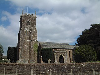 Plymtree Village and civil parish in Devon, England