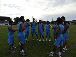 Srikantadatta Narasimha Raja Wadeyar Ground - Practise session of U19 players