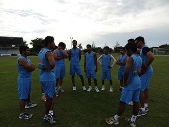 Srikantadatta Narasimha Raja Wadeyar Ground - Practise session of U19 players