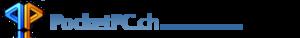Logo des Online Portals PocketPC.ch