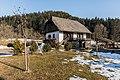 Poertschach Winklern Brockweg 58 Am Kåte vulgo Ostermann NW-Ansicht 19022017 6309.jpg