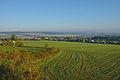 Pohled na obec od jihu, Drahanovice, okres Olomouc.jpg