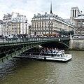 Pont d'Arcole 75004 Paris, Франция Маршруты Искать рядом Сохранить... ещё . - panoramio.jpg
