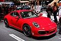 Porsche 911 Carrera 4 GTS - Mondial de l'Automobile de Paris 2018 - 002.jpg