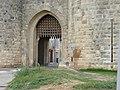 Porte fortifiée des remparts d'Aigues-Morte.JPG