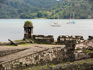 Portobelo, Colón Corregimiento and city in Colón, Panama