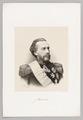 Porträtt av generallöjtnant Lars Gustaf Sandels (1815-1914), 1881 - Skoklosters slott - 99499.tif