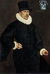 Portret van Aernout Cobbault (1555-1635)