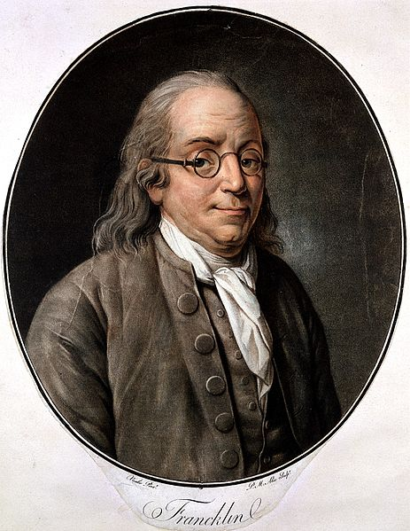 File:Portrait of Benjamin Franklin. Wellcome L0017902.jpg