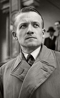 French military officer, politician and French resistance member