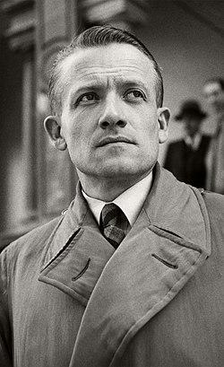 Henri Frenay au début des années 1940.