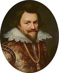 Portrait of Philips Willem (1554-1618), Prince of Orange