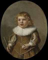 Portrait of Samuel Cornelisz van Esch