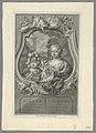 Portret van Willem V, prins van Oranje-Nassau, en Carolina, prinses van Oranje-Nassau, NG-612.jpg