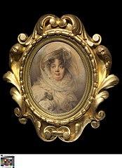 Portret van mevrouw Scipion Corvisart