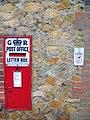Postbox, Grayshott - geograph.org.uk - 1574759.jpg