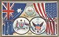 Postcard-Australians welcome Americans.jpg