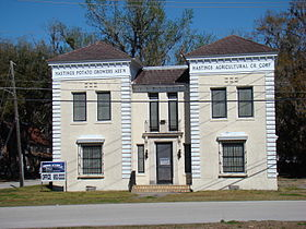 Potato Growers Association building in Hastings, Florida.jpg